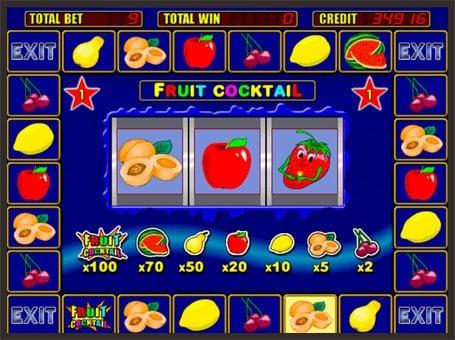 клубнички игровые автоматы на деньги