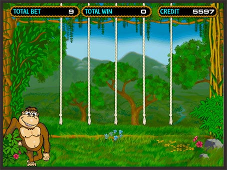 crazy monkey аппараты