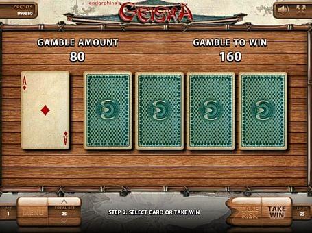 Риск-игра в онлайн слоте Geisha